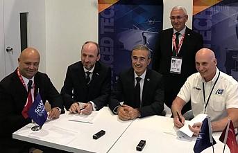 Türk ve İngiliz savunma şirketlerinden Londra'da iş birliği anlaşması
