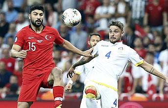 Vodafone Park'ta ilk milli maç