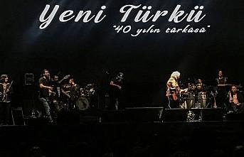 Yeni Türkü'den 40. yıl özel konseri