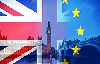 """AB'den Ayrılma"" Yasa Tasarısı İngiliz Parlamentosu'nda"