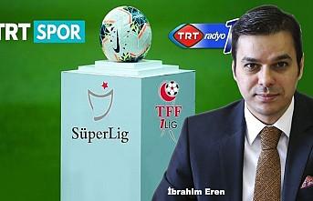 Futbolseverlerin beklediği müjde İbrahim Eren'den geldi
