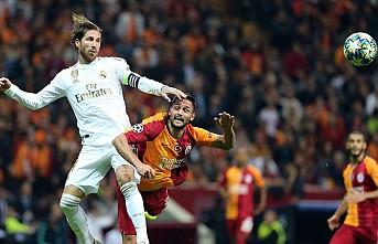 Galatasaray, Real Madrid karşısında puansız