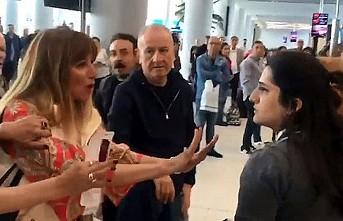 Havalimanında Hakaret Davası Sonuçlandı; İşte Verilen Ceza!