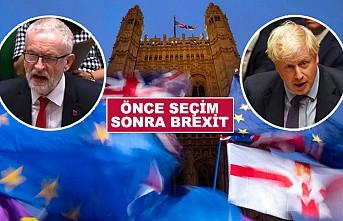 İngiltere'de seçim süreci başladı
