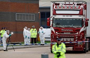 İngiltere'de TIR içinde ölü bulunan kadının son mesajı ortaya çıktı