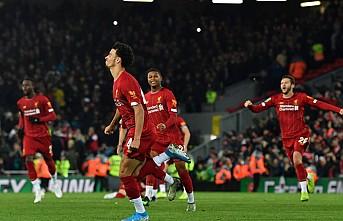 Liverpool, Arsenal'ı penaltılarla geçti