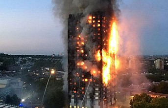 Londra'daki büyük yangının suçlusu bulundu