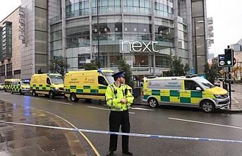 Manchester'da bıçaklı saldırı: 5 yaralı