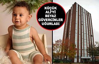 Ali Bebeğin Ardından Gözyaşları Sel Oldu