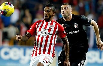 Antalyaspor, Beşiktaş'a istediğini verdi!