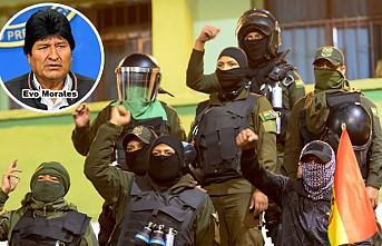 Bolivya'da Askeri Darbe!