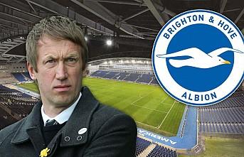 Brighton, Graham Potter'ın sözleşmesini uzattı