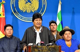 "Devrik Başkan Morales'ten, ""Bu Kavga Burada Bitmedi"" Mesajı"