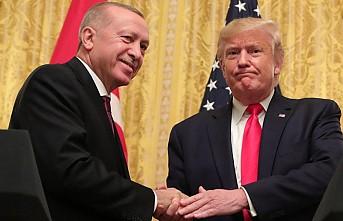 Erdogan: Türk-Amerikan ilişkilerinin sağlıklı gelişmesi için hemfikiriz