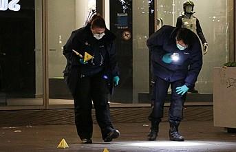 Hollanda'nın Lahey kentinde bıçaklı saldırı