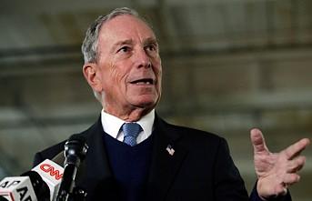 Michael Bloomberg, ABD'de başkanlık yarışına girdi
