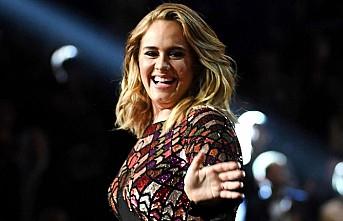 Adele'nin Bu Halinden Eser Yok Şimdi