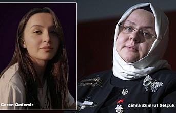 Bakan Selçuk'tan Ceren Özdemir cinayetine ilişkin açıklama