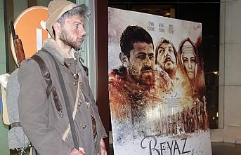 """""""Beyaz Hüzün/Sarıkamış"""" filminin galası yapıldı"""