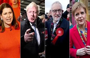 İngiltere'de Tarihi Seçim Bugün Yapılıyor