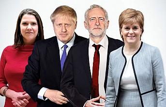 İngiltere, dört yılda üçüncü kez sandığa gidiyor