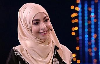 """İsveç'in """"Kahramanı"""", Suriyeli Israa Abdali"""