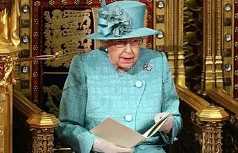 Kraliçe, yeni hükümetin önceliğini parlamento kürsüsünde açıkladı