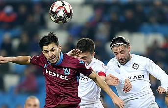 Kupada Trabzonspor - Altay: 4-1