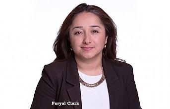Kürt aday Feryal Clark parlamentoda