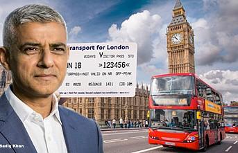 Londra'da toplu ulaşıma zam geliyor