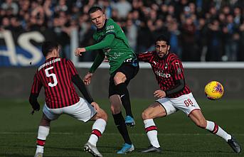 Serie A'da Atalanta Milan'ı 5-0 yendi