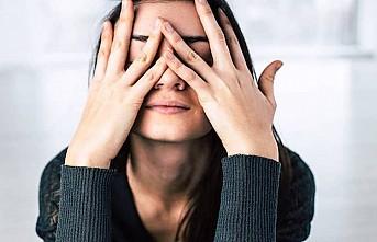 Stres ve uykusuzluk 'karabasan'a yol açıyor
