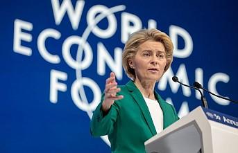 AB'den Davos'ta adil iş birliği çağrısı