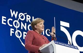 Almanya Başbakanı Merkel Türkiye yolcusu