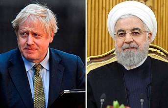 Boris Johnson'dan Ruhani'ye 'Barışın' Mesajı