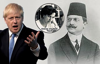 Boris Johnson ve Meslekdaşı Dedesi Ali Kemal Bey!