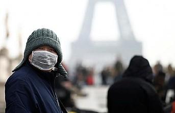 Fransa'da yeni tip koronavirüs vakası 5'e yükseldi