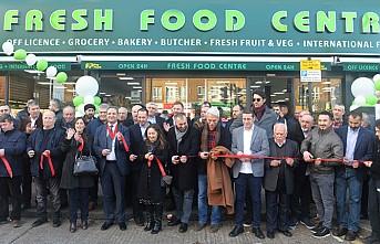 Fresh Food Centre Kuzey Enfield'de Hizmete Girdi