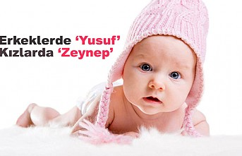 Geçen yıl 1 milyon 180 bin 840 bebek doğdu