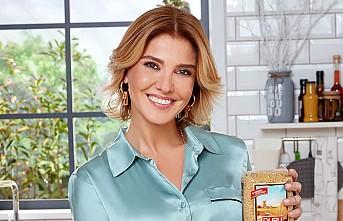 Gülben Ergen Bulgur Reklamında
