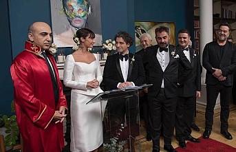 Hazer Amani'den düğün paylaşımı!