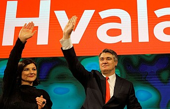 Hırvatistan'ın yeni cumhurbaşkanı Zoran Milanovic oldu