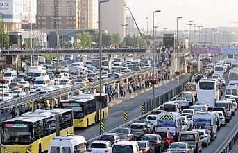 İstanbul trafikte dünya dokuzuncusu oldu