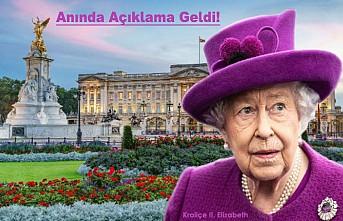 O Açıklama Kraliçe'yi Rahatsız Etti!