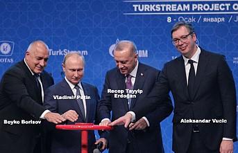 TürkAkım Türkiye'nin enerjide merkez ülke konumunu güçlendirecek