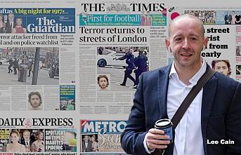 İngiltere'de Bazı Gazeteciler Başbakanlıktan Kovuldu