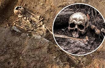 İngiltere'de elleri arkadan bağlı bulunan 42 iskeletin sırrı çözüldü