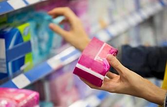 İskoç Parlamentosu'ndan kadınlara ücretsiz ped kullanma hakkı