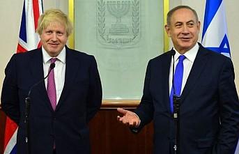İsrail, İngiltere'den anlaşmaya Batı Şeria'nın da dahil edilmesini istedi