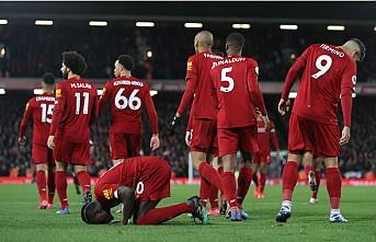 Liverpool, üst üste 18. galibiyetini aldı